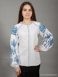 Вишиванка-блуза B-024-01