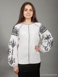 Вишиванка-блуза B-024-02