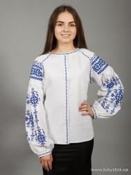Вишиванка-блуза B-024-03