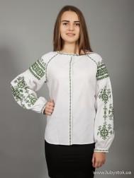 Вишиванка-блуза B-024-04
