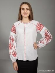 Вишиванка-блуза B-024-06