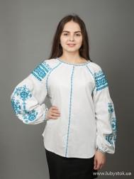 Вишиванка-блуза B-024-07