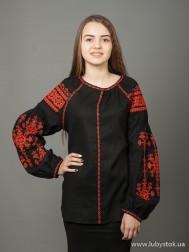 Вишиванка-блуза B-024-09