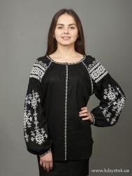 Вишиванка-блуза B-024-10