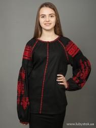 Вишиванка-блуза B-024-13