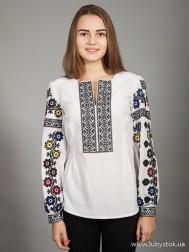 Вишиванка-блуза B-025-01