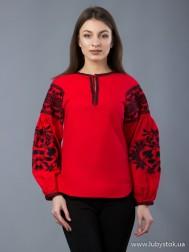 Вишиванка-блуза B-028-01