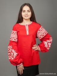 Вишиванка-блуза B-028-02