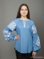 Вишиванка-блуза B-028-03