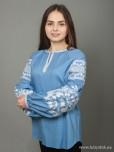 Жіноча вишиванка B-028-03