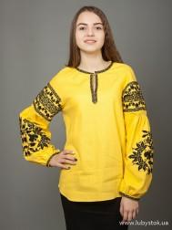 Вишиванка-блуза B-028-04