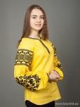 Жіноча вишиванка B-028-04