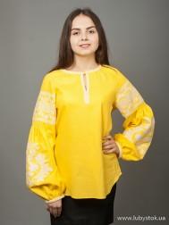Вишиванка-блуза B-028-05