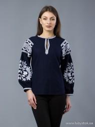 Вишиванка-блуза B-028-07