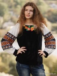 Вишиванка-блуза B-050-01