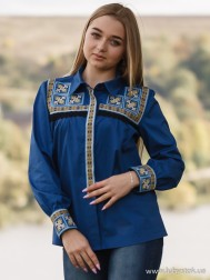 Вишиванка-блуза B-052-02