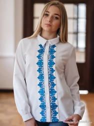 Вишиванка-блуза B-061-01