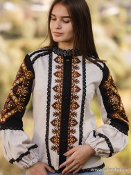 Вишиванка-блуза B-062-01