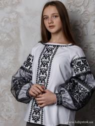 Вишиванка-блуза B-066-01