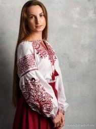 Вишиванка-блуза B-068-01