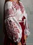 Жіноча вишиванка B-068-01