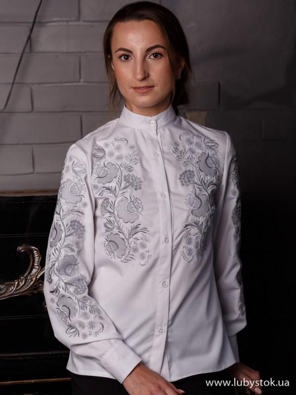 Жіноча вишиванка B-070-02