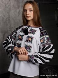 Вишиванка-блуза B-071-01