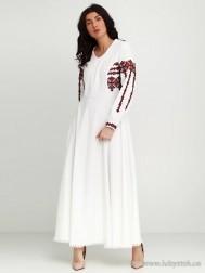 Вишите плаття D-003-01