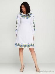 Вишите плаття D-036-01