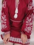 Вишита сукня для дівчинки D-069-02-d