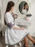 Вишита сукня D-083-01