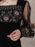 Вишита сукня D-085-01