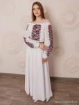 Вишита сукня D-086-01