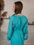Вишита сукня D-089-01