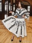 Вишита сукня D-091-01
