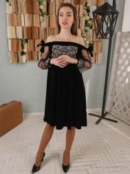 Вишите плаття D-099-01