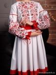 Вишита сукня D-100-01