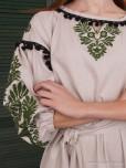 Вишита сукня D-107-01