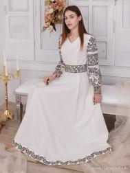 Вишите плаття D-109-01