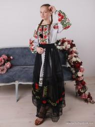 Вишите плаття D-116-01