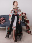 Вишита сукня D-116-01