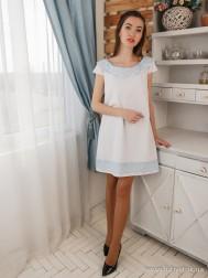 Вишите плаття D-125-01