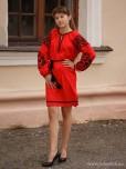 Вишита сукня D-127-02