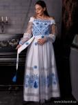 Вишита сукня D-131-02