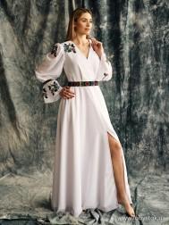 Вишите плаття D-132-01
