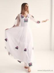 Вишите плаття D-133-01