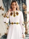 Вишита сукня D-137-01
