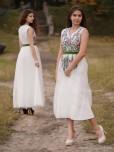 Сімейні вишиванки дві сестри F-007