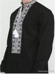 Чоловіча вишита сорочка S-002-02