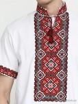 Чоловіча вишита сорочка S-011-01
